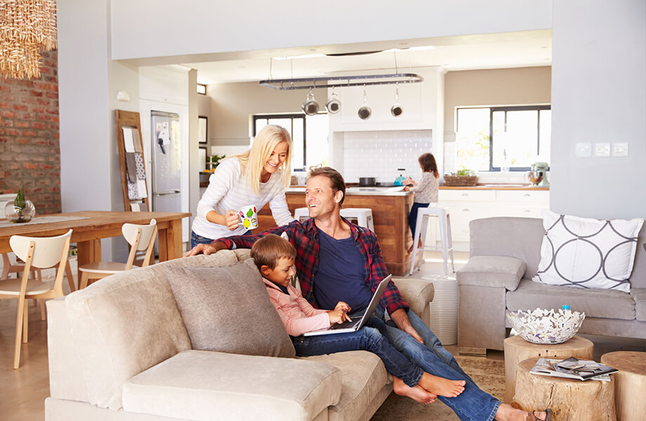 Honeywell TrueHOME Comfort Solutions