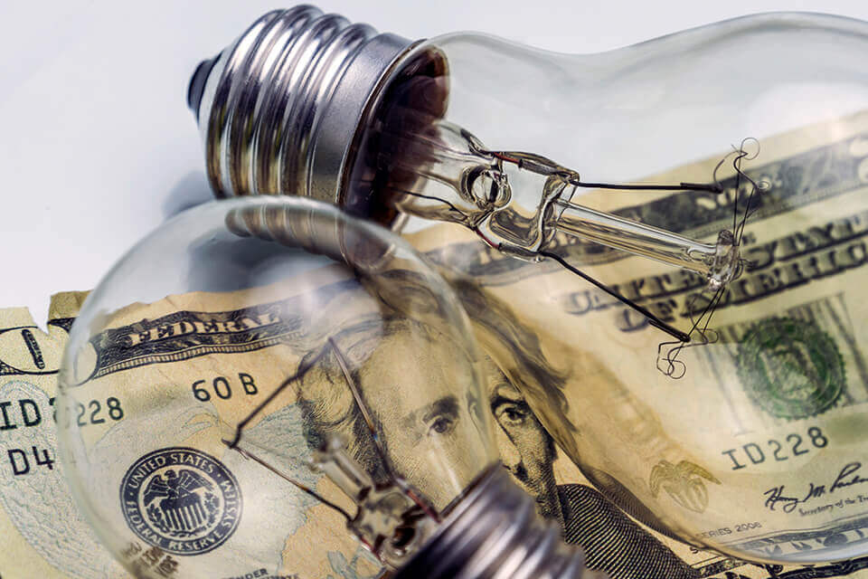 Energy saving tips can save you money