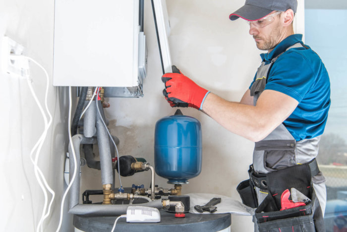 Call KCR for Heating System Installation and Maintenance