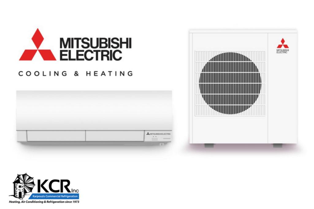 Mitsubishi Ductless System header image