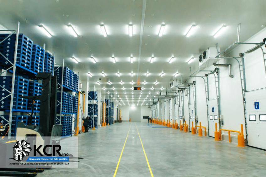 Top 5 Freezer Maintenance Tips - KCR Inc. - Karpouzis Commercial Refrigeration in Framingham, MA - HVAC Services